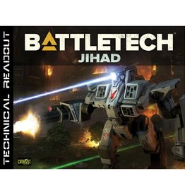 CATALYST GAME LABS Battletech: Technical Readout: Jihad