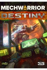 CATALYST GAME LABS Battletech: MechWarrior Destiny