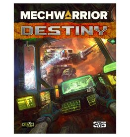 CATALYST GAME LABS Battletech: MechWarrior Destiny