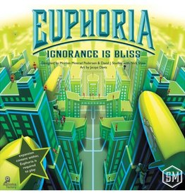 Stonemaier Games Euphoria: Ignorance is Bliss