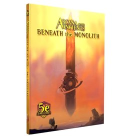 5th Edition: Numenera: Arcana of the Ancients: Beneath the Monolith