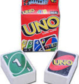 World's Smallest World's Smallest Game: Uno