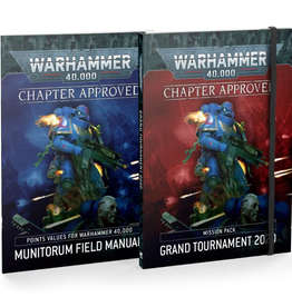 Games Workshop WH40K: CHAPTER APPROVED 2020 (ENGLISH)