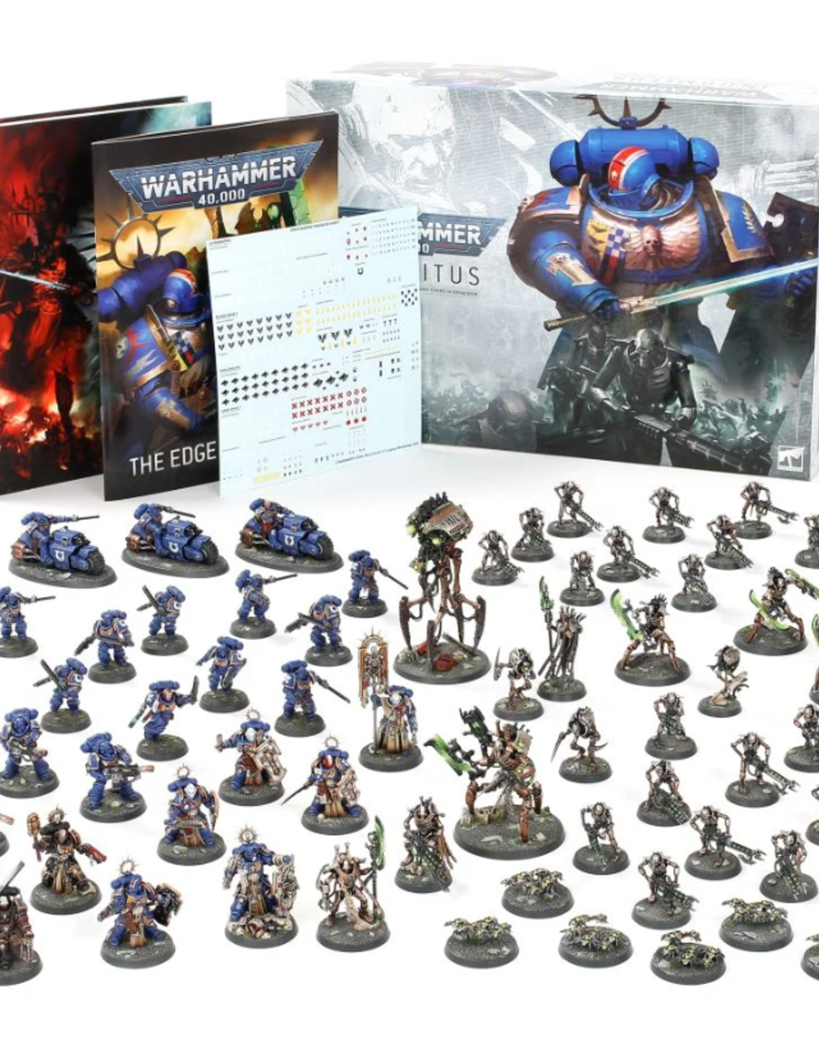 Games Workshop WARHAMMER 40000: INDOMITUS BOX