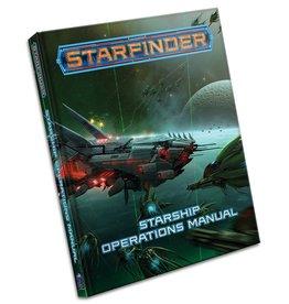 PAIZO Starfinder RPG: Starship Operations Manual Hardcover