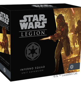 Fantasy Flight Games SW Legion: Inferno Squad Unit Expansion