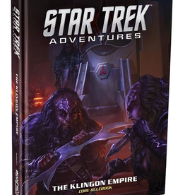 Modiphius Star Trek Adventures RPG: Klingon Empire Core Book [preorder]