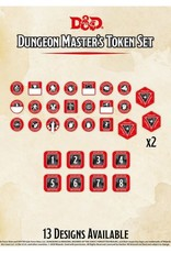 Gale Force 9 D&D 5th: Dungeon Master Character Tokens [preorder]