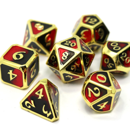 Die Hard Dice Metal Dice 7 set Dark Arts Bloodbath