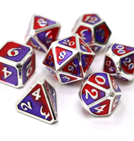 Die Hard Dice Metal Dice 7 set Spellbinder Sovereign