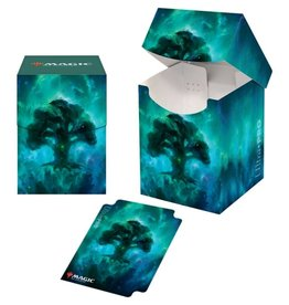 Ultra Pro Deck Box: MtG Pro 100 + Celestial Forest