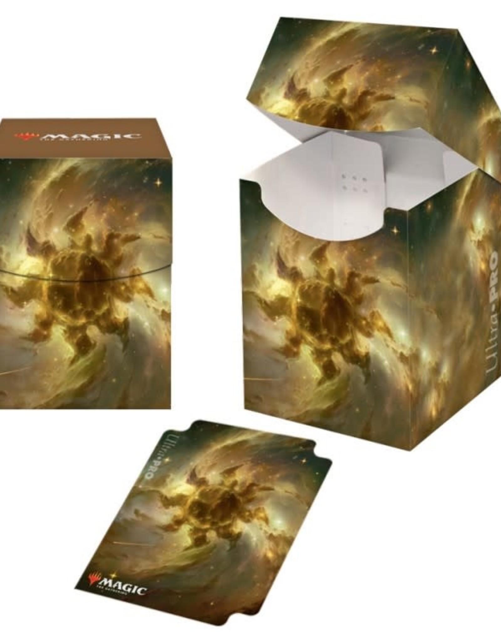 Ultra Pro Deck Box: MtG Pro 100 + Celestial Plains