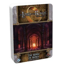 Fantasy Flight Games LOTR LCG Mines of Moria Custom Scenario