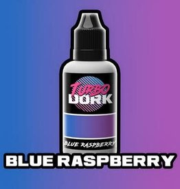 Turbo Dork Turbo Dork: Blue Raspberry