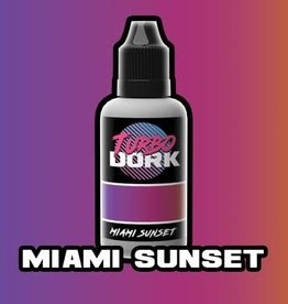 Turbo Dork Turbo Dork: Miami Sunset