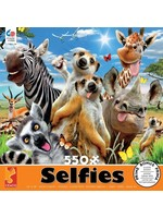 CEACO 550 pc puzzle - Selfies - African Sun