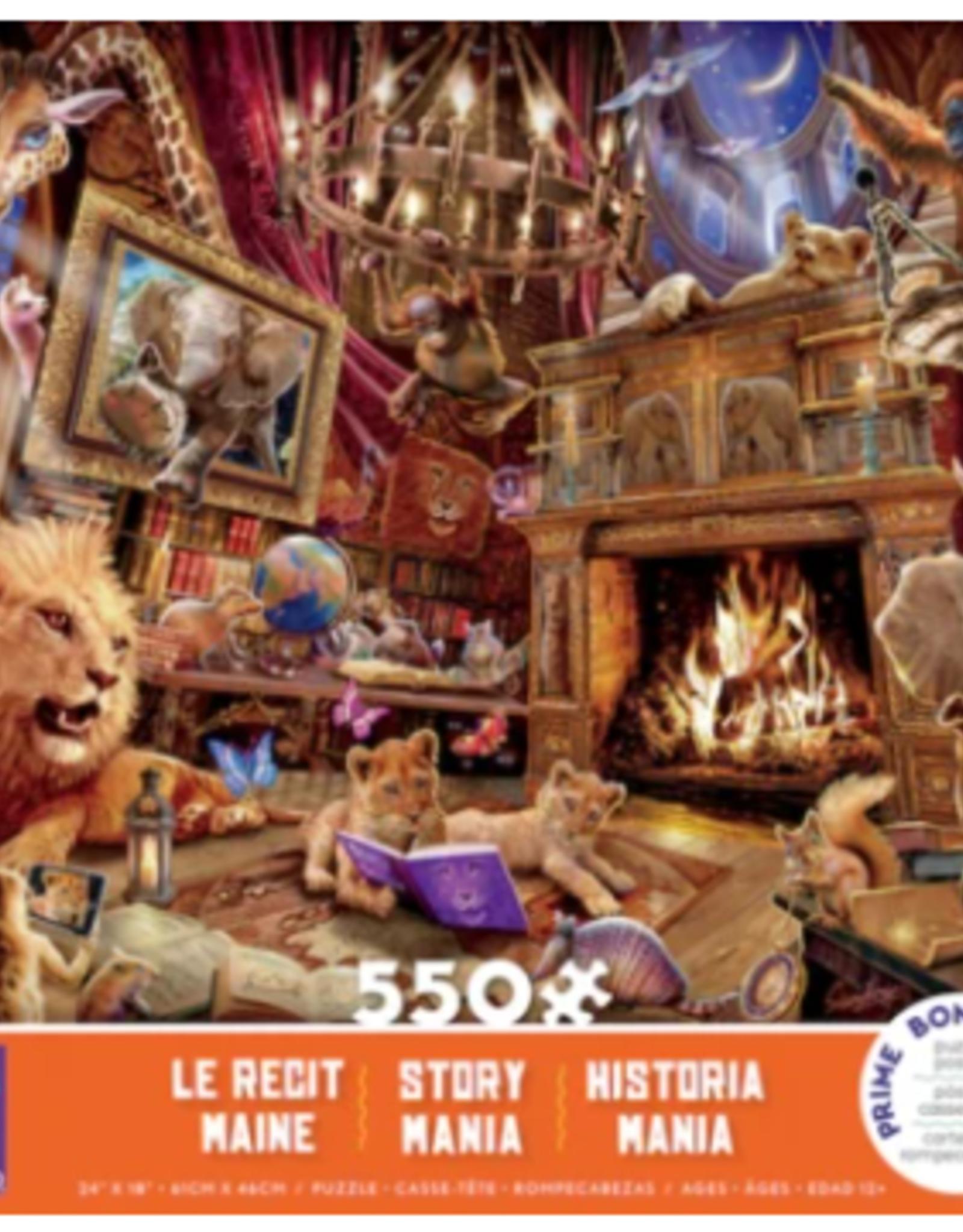 CEACO 550 pc puzzle - Story Mania