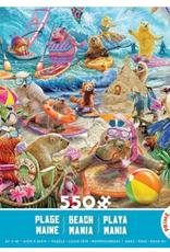 CEACO 550 pc puzzle - Beach Mania