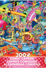CEACO 300 pc puzzle - Comic Capers - Looking For Mars