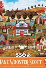 CEACO 550 pc puzzle - Jane Wooster Scott - Autumn's Palette