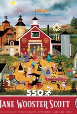 CEACO 550 pc puzzle - Jane Wooster Scott - Dancing Up A Storm