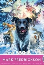 CEACO 550 pc puzzle - Mark Fredrickson - Black Lab