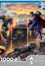 CEACO 1000pc puzzle - DC Comics Thomas Kinkade - Superman: Man of Steel