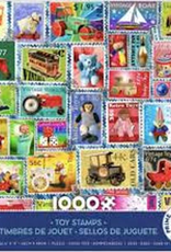 CEACO 1000pc puzzle - Toy Stamps