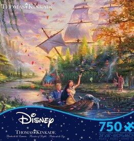 CEACO 750 pc puzzle - Thomas Kinkade Disney - Pocahontas