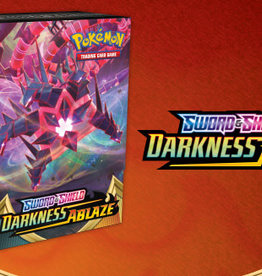 Pokemon Pokemon Darkness Ablaze Prerelease Play at Home