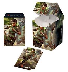 Ultra Pro Deck Box: PRO 100+ MtG: Ikoria V2