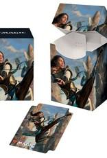 Ultra Pro Deck Box: PRO 100+ MtG: Ikoria V3