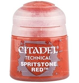 Citadel Paint Technical: Spiritstone Red