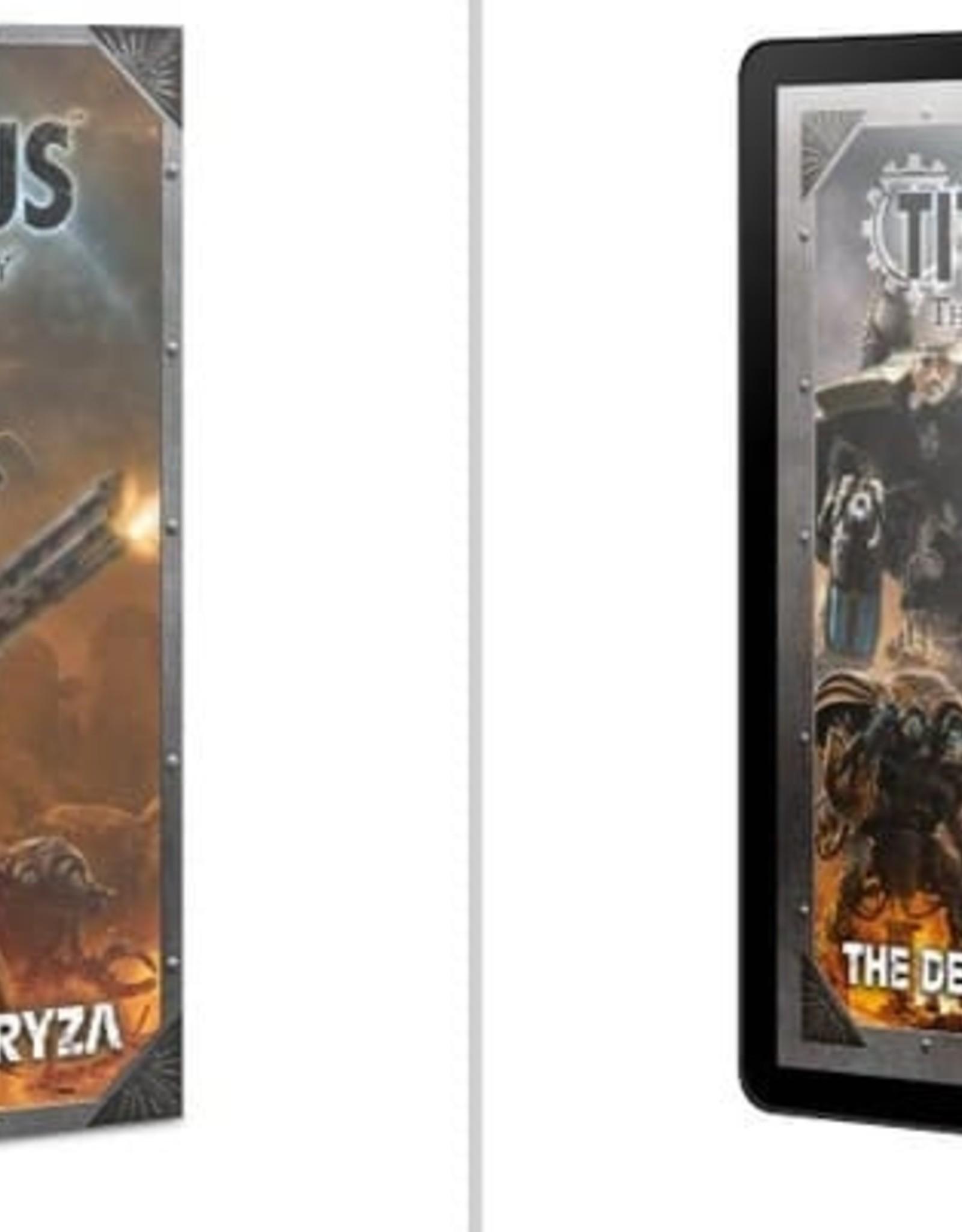 Games Workshop Adeptus Titanicus the Defence of Ryza