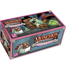 CMON Munchkin Dungeon: Cute as a Button [preorder]