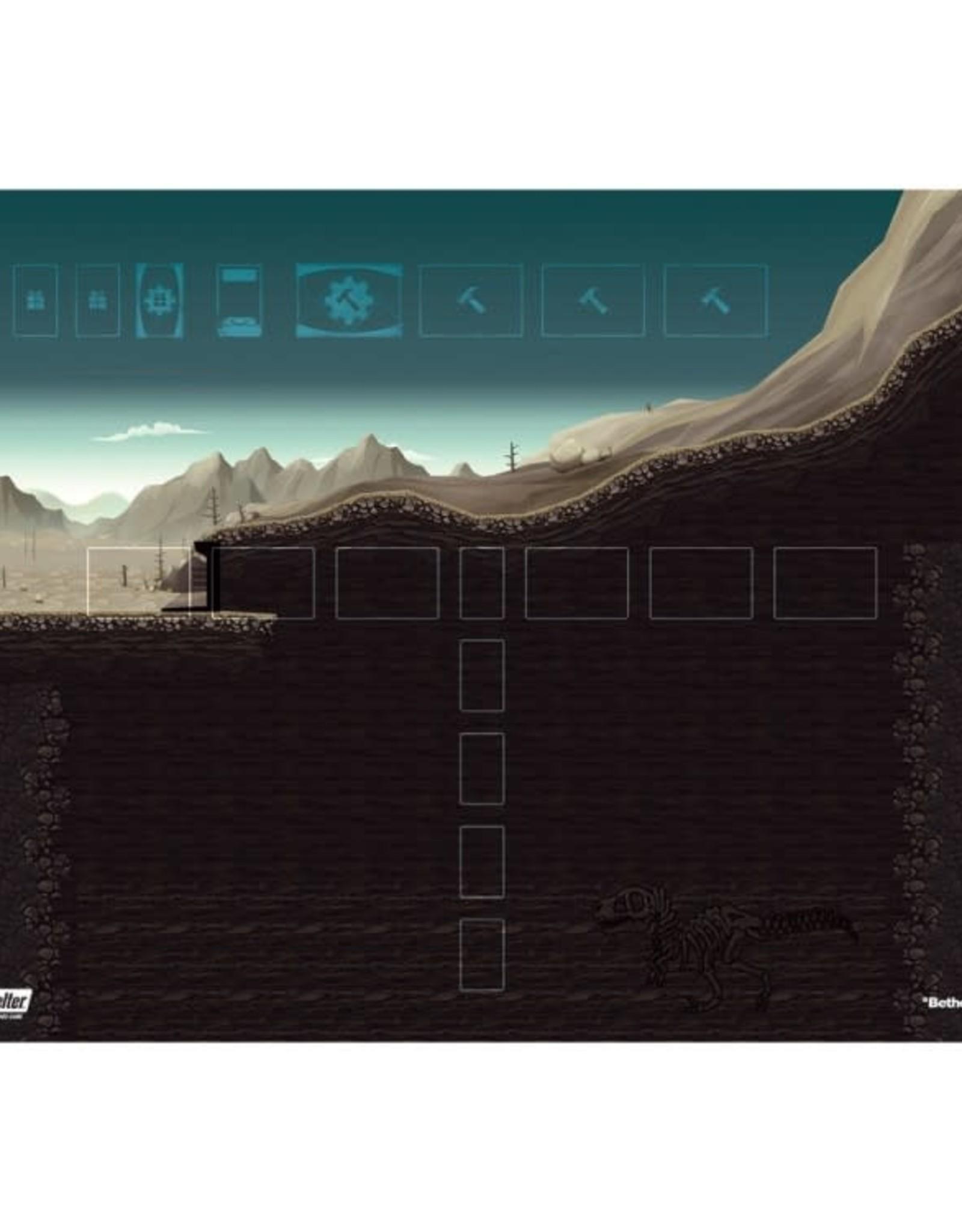 Fantasy Flight Games Fallout Shelter Gamemat