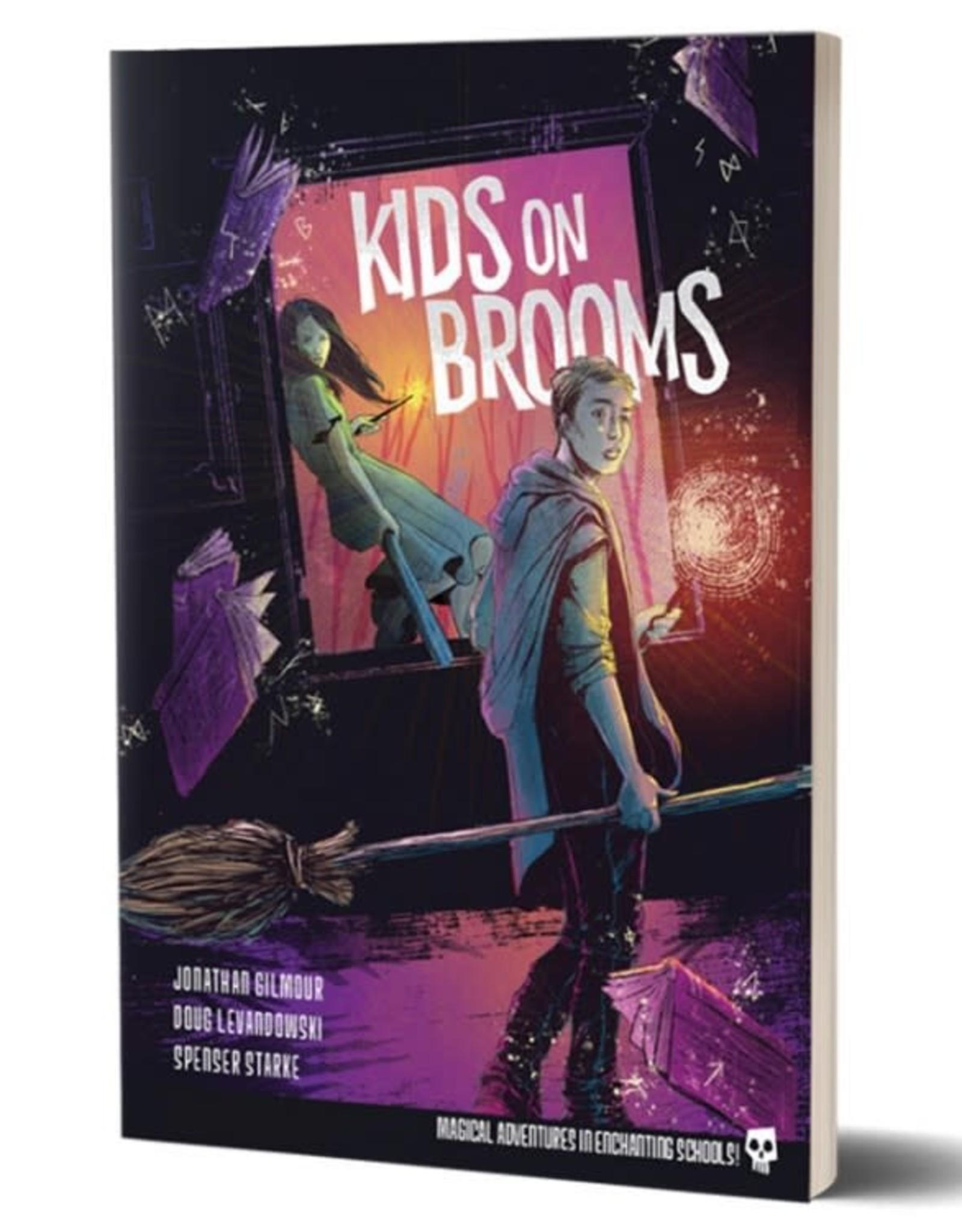 Renegade Game Studios Kids on Brooms