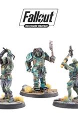 Modiphius Fallout Wasteland Warfare Super Mutant Skermishers