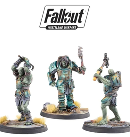 Modiphius Fallout Wasteland Warfare Super Mutant Skermishers