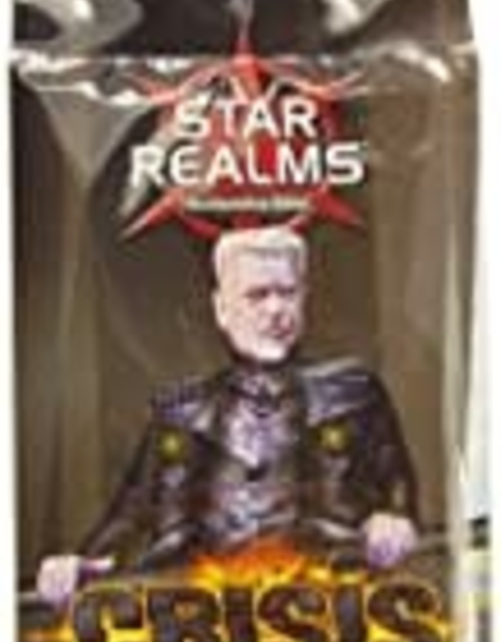 White Wizard Games Star Realms Crisis Heroes Booster