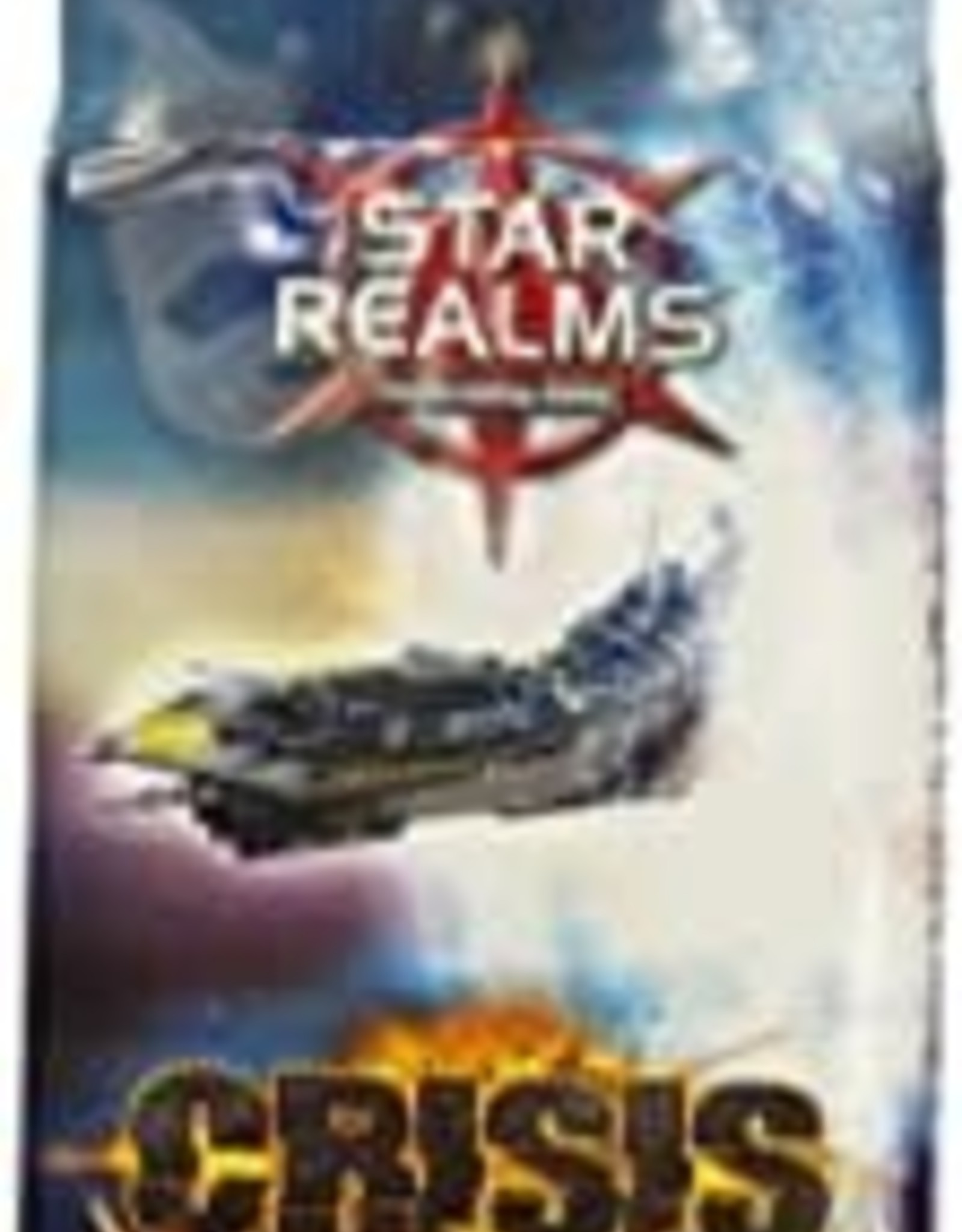 White Wizard Games Star Realms Crisis Events Booster