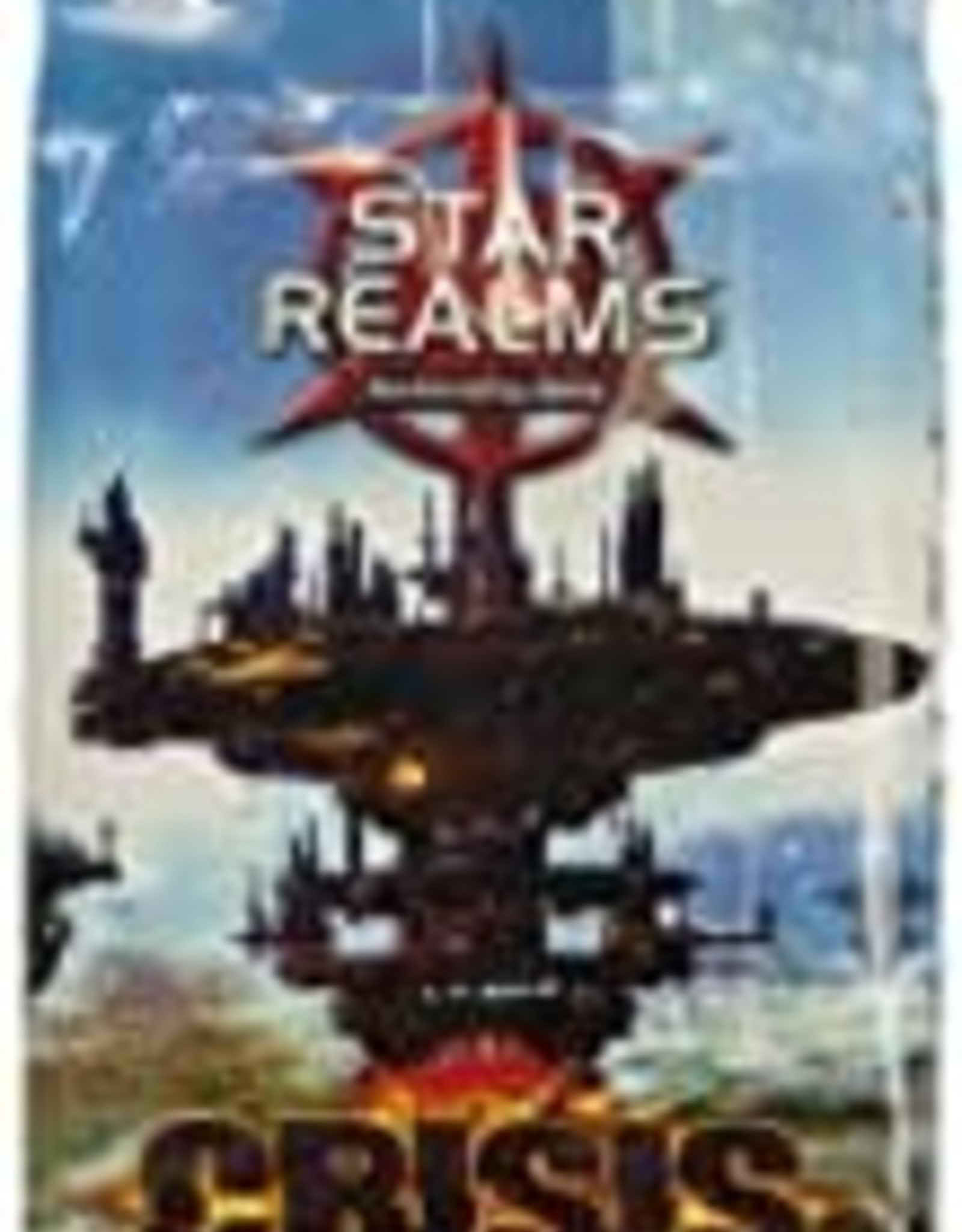 White Wizard Games Star Realms Crisis Fleets & Fortresses