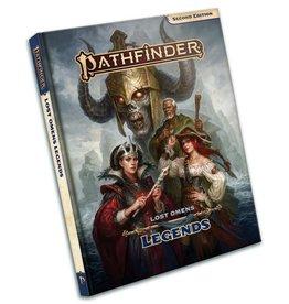 PAIZO Pathfinder 2E: Lost Omens Legends