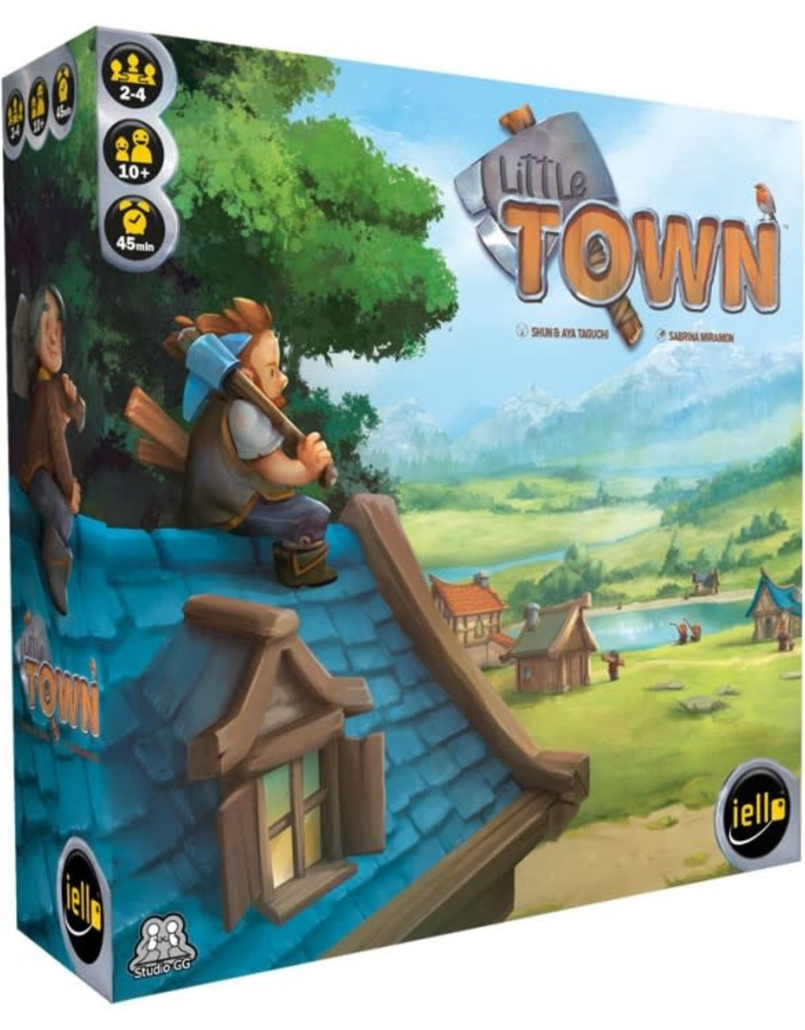 Iello Little Town
