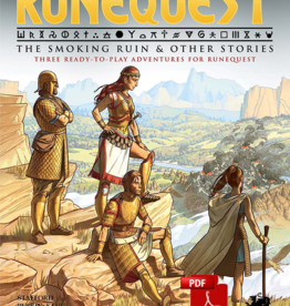 RuneQuest RPG: The Smoking Ruin and Other Stories