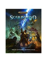 Cubicle 7 Warhammer: Age of Sigmar: Soulbound RPG