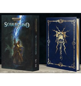 Cubicle 7 Warhammer: Age of Sigmar: Soulbound RPG Collector's Edition [preorder]