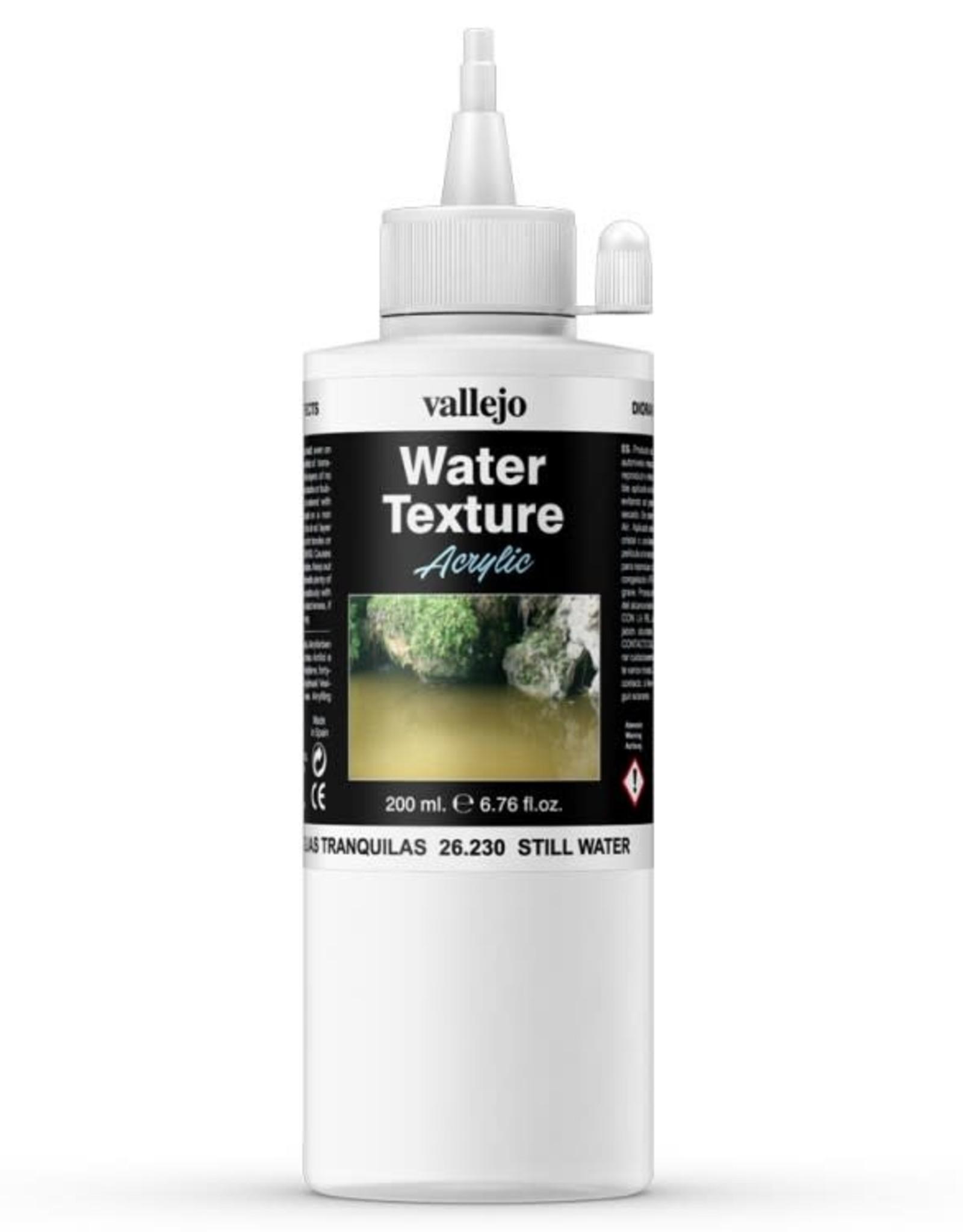VALLEJO Diorama Effects: Water Texture: Still Water (200 ml)