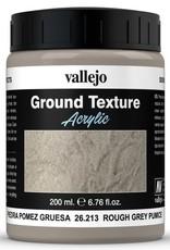 VALLEJO Diorama Effects: Ground Texture: Rough Grey Pumice (200 ml)