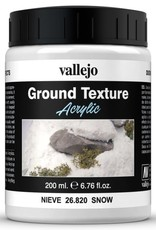 VALLEJO Diorama Effects: Ground Texture: Snow (200 ml)